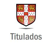 Alumnos titulados en Inglés por la Universidad de Cambridge (Cambridge English)