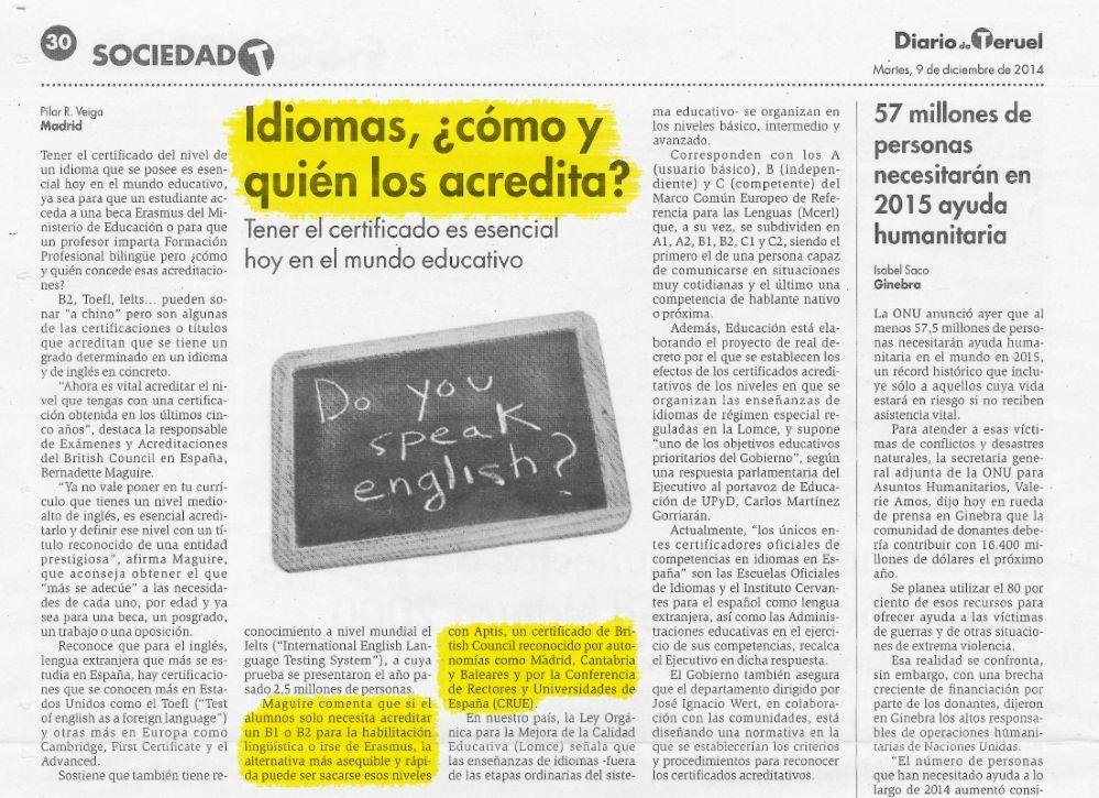 DiarioDeTeruel09Dic2014